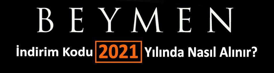 Beymen İndirim Kodu 2021