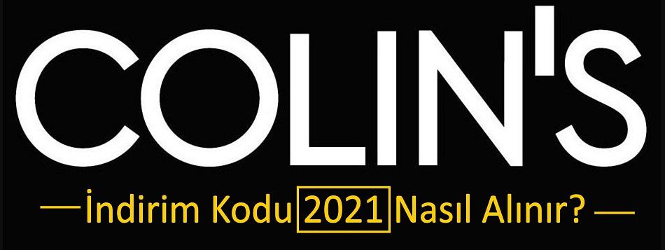 Colins İndirim Kodu 2021